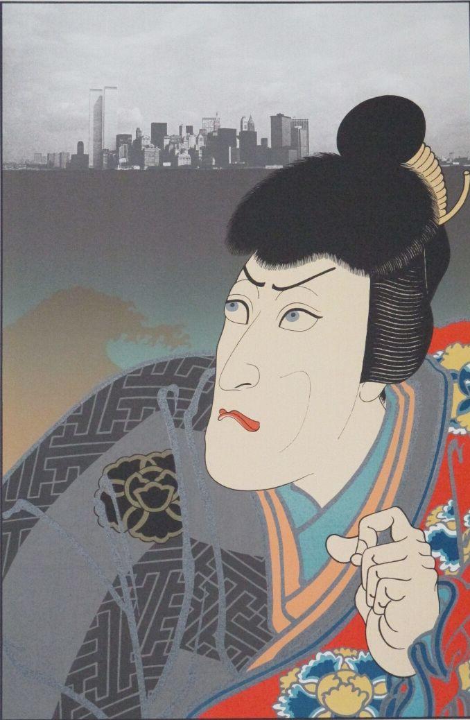"""Sonja"""" after Hirosada"""""""
