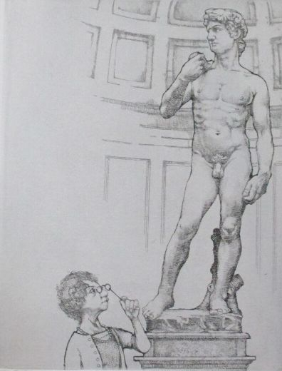Untitled (Statue of David)