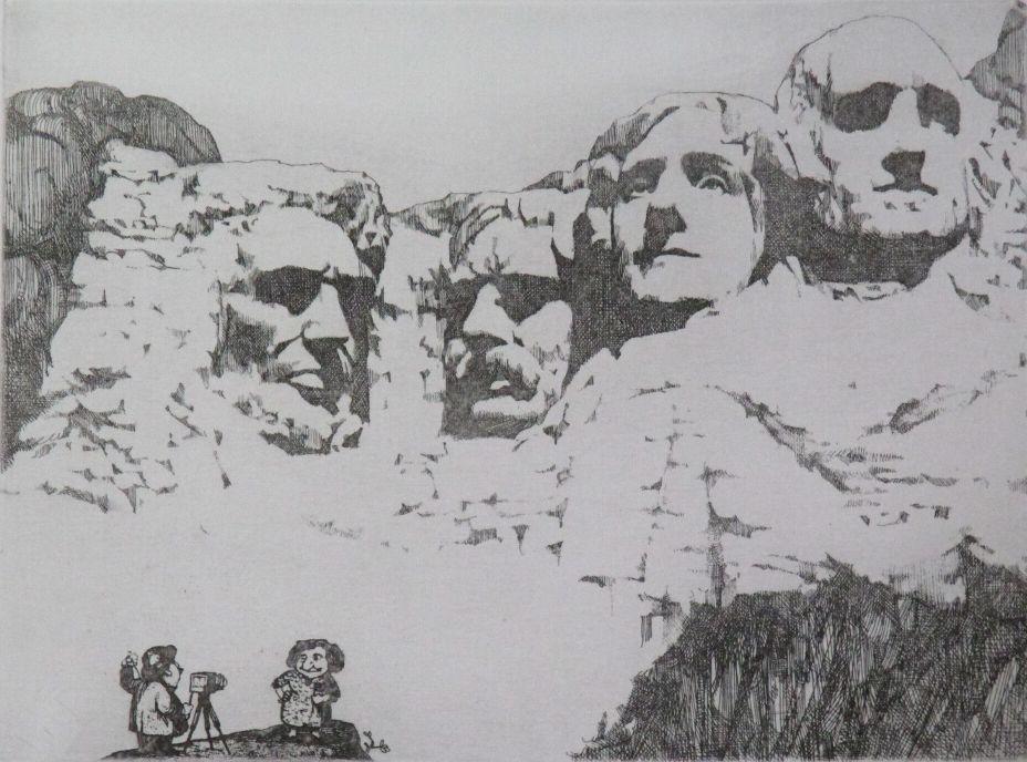 Untitled (Mount Rushmore)