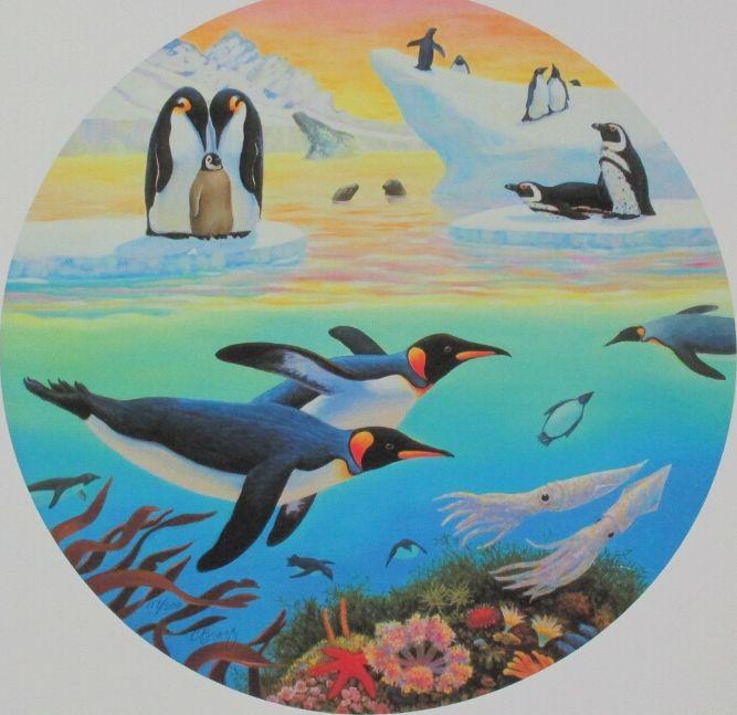 Penguin Paradise