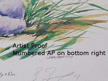 Artist Proof for ArtFINDca blog