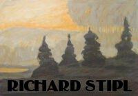 Fairy Trees by Richard Stipl at ArtFINDca link