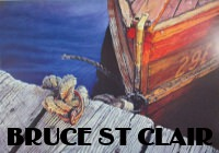 Kevins Dock by Bruce St Clair at ArtFINDca link