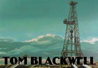 Oil Well by Tom Blackwell at ArtFINDca link