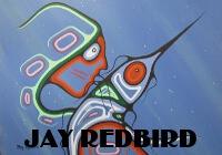 Talking to My Ancestors by Jay Redbird at ArtFINDca link