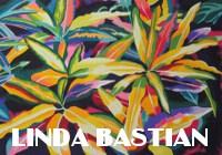 Tropical Leaves by Linda Bastian at ArtFINDca link