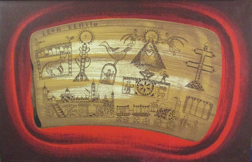 Scrimshaw Engraving on Horn Eastern Seaboard by Arthur Donald Price at ArtFINDca
